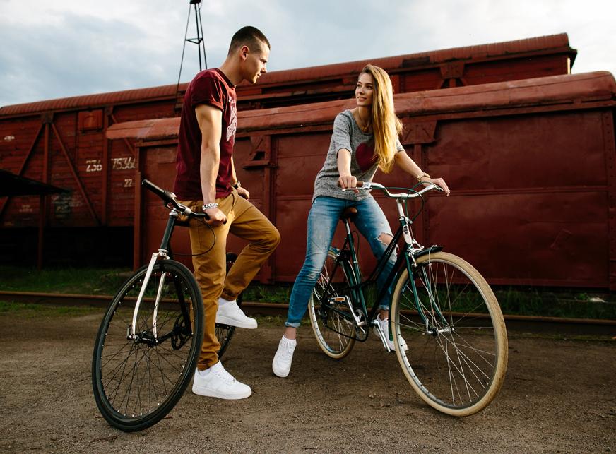 Vélo, La Passion Des Urbains